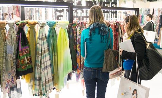 意大利切尔诺比奥国际纺织设计春季展COMO CREA TEXTILE DESIGN SHOW