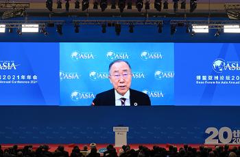 潘基文:请加入我们 为了亚洲和世界的未来